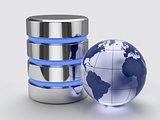 Global storage concept