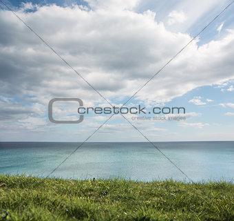 Blank landscape