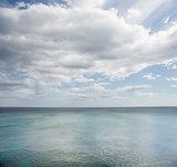 Landscape of ocean