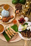 various popular malaysia food for ramadan, hari raya aidilfitri