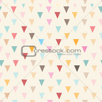 abstract texture triangles