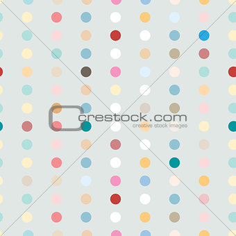 abstract texture circles