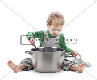 Baby cooking