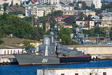 "Project 1241 soviet ""Tarantul""-class of missile corvette"