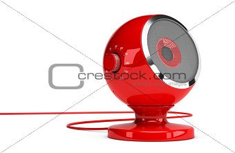 Design Sound Speaker - Audio Communication