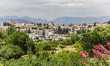 Granada cityscape