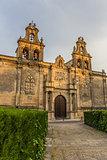 Ubeda Santa Maria church