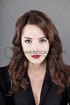 Sexy Caucasian woman