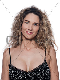 Beautiful Woman Portrait joyful