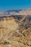 kings way desert road dead sea jordan