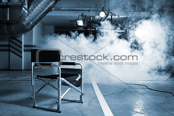 Chair for the director