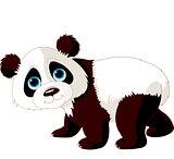 Walking Panda