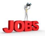 Jobs concept.