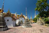 Stupas in Wat Po