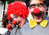 Crazy Circus Clowns