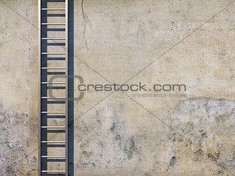 Blank dirty grunge wall