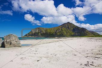 Beach on Lofoten