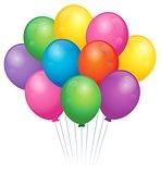 Balloons theme image 2