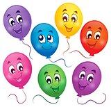 Balloons theme image 4