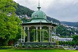 Music pavilion Bergen, Norway