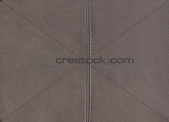 Old Leather Gray Background