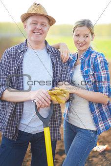 Modern farmers