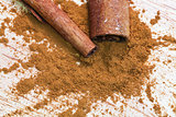 pinch of ground cinnamon