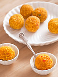 indian laddoo sweets