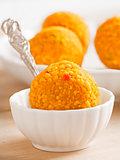 indian laddoo sweets