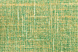Green Grunge Textile Canvas Background