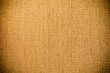 Brown Grunge Textile Canvas Background