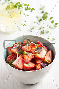 Fresh Strawberries