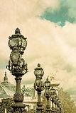 Retro Pont Alexandre III
