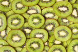 Kiwi. Healthy food, background.