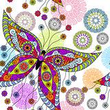Seamless vivid spring pattern