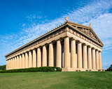 Parthenon Replica