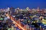 Tokyo Viewed from Ebisu