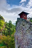 Yamadera Mountain Temple