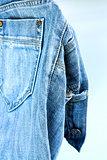 Jeans paints