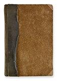textured old vintage book
