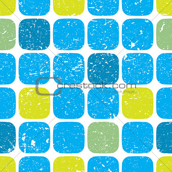 Bathroom Tiles Seamless Pattern
