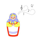 Matryoshka  sings