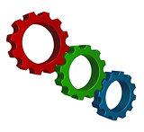 rgb gear wheels