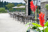 Restaurant Outdoor Patio Seating