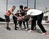 Street basket team