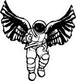 Astronaut Angel