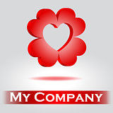 logo for company