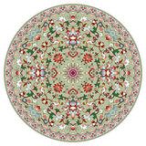 Chinese circular pattern
