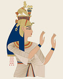 Egyptian Queen Taia