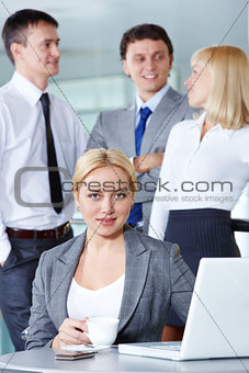 Female employer